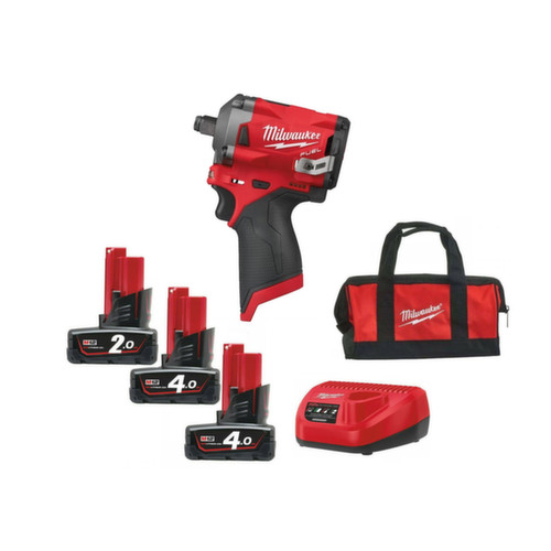 AVVITATORE MILWAUKEE M12 FUEL - 1/2''